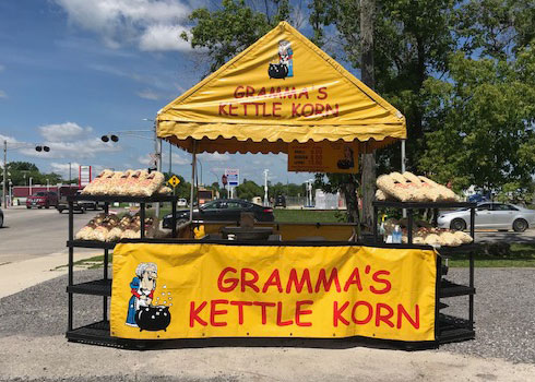 Kettle Korn Winnipeg